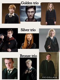 Kick the ugly people out of the bronze trio my Slytherin tribe is coming