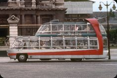 Cityrama Tour Bus — Paris 1960                              …