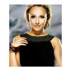 Hayden-Panettiere.Com | Serving Fans Since 2003 | Currently Starring... ❤ liked on Polyvore