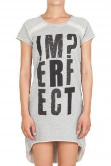 IMPERFECT - DRESS - 230593 - GRAY http://www.commetoi.it/eshop/index.php?id_lang=8