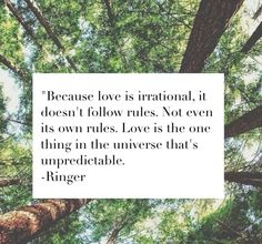 Ringer quote {the infinite sea} Second book to the wave yep, and neither she, nor I predicted the end. I cried. Sea Quotes, Book Quotes, Words Quotes, The Fifth Wave, Fictional World, I Movie, Waves, My Love, Infinite