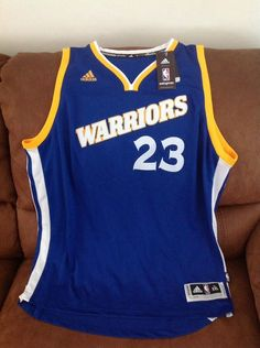 5697579bfc7 Details about NBA Draymond Green #23 Golden State Warriors adidas Swingman  Men's Jersey - Blue