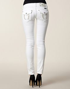 JEANS - MISS ME / MAUD JEANS - NELLY.COM