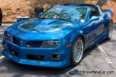 2016 Pontiac Trans AM - Release Date, Changes, Specs, Price, Interior Pictures, Review