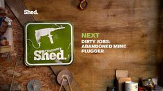 Discovery Shed  TV channel identity package for Shed, formerly Discovery Realtime, a place for men who enjoy good old practical activities: Fishing, DIY, build, cars, bikes and outdoor adventure.    client: The Discovery Channel/Devilfish  project: Channel re-branding  date: March 2009