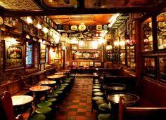 Inside the Duke of York Pub, Belfast, Northern Ireland