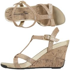These will look awesome with my new Maxie dresses. Womens Montego Bay ClubWomen's Skylar T-Strap Wedge