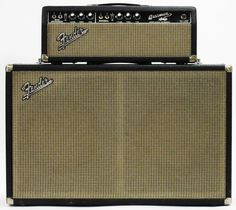 1966 Fender Bassman  Used to have one of these...