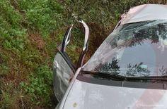 Campomaiornews: Despiste de viatura ligeira na EN 373, entre Campo...
