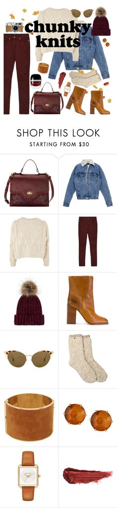 """"""""""" by pastavaganza ❤ liked on Polyvore featuring Topshop, GANT, Accessorize, Yves Saint Laurent, Ahlem, Dsquared2, Ippolita, MICHAEL Michael Kors, By Terry and Marc Jacobs"""