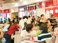 New World Mall Food Court, Flushing, Queens, NYC- gonna need to make a trip (courtesy of @Serious Eats)