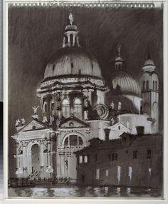 Sergei Tchoban - Travel Sketch