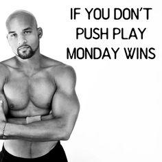 #Monday #ShaunT #Motivation #Insanity