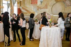 WIPA Northern California Meeting at the Westin St. Francis (photo by Kevin Chin Photography).