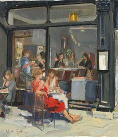 Nick Botting | Frederick's in Islington, Sunshine II