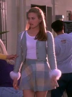 """Which Of Cher Horowitz's Outfits From """"Clueless"""" Should You Wear? Clueless Outfits, Clueless Fashion, Tomboy Outfits, 2000s Fashion, Cute Outfits, Fashion Outfits, Fashion Trends, Clueless Style, Clueless 1995"""