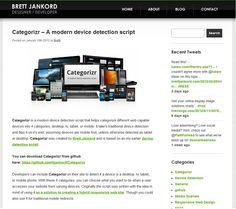 50 Useful Responsive Web Design Tools For Designers - Hongkiat Web Design Tools, Tool Design, Web Development Tools, Responsive Web Design, Social Media, Designers, Modern, Trendy Tree, Social Networks