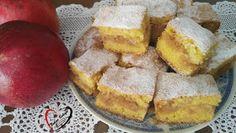Lijena pita s jabukama 2 Cornbread, French Toast, Sweets, Vegan, Breakfast, Cake, Ethnic Recipes, Food, Icons
