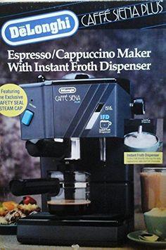 Delonghi Caffe Siena Plus -- Click affiliate link Amazon.com on image to review more details.