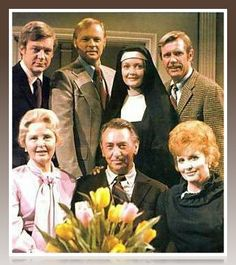 """..Tom & Alice's brood  -  NBC's Days of Our Lives  -  Edward Mallory (Dr. Bill) ... (John Clarke) Mickey...Maree Cheatham (Sister Marie) ... John Lupton (Dr. Tommy) ...(Patricia Huston or Patricia Barry) Adalaide """"Addie"""" (Hope's mom & Tommy's twin)  -  1960s ...  (wow does this bring back memories)"""