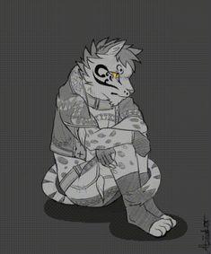 Likulau (Nekojishi) artist -Alz