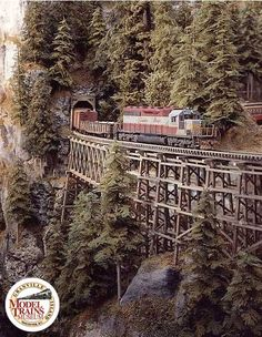 model-railroad-layouts-concept-and-design-model-train-layout-model-trains-mu/ - The world's most private search engine Ho Model Trains, Ho Trains, Train Miniature, Escala Ho, Train Museum, Garden Railroad, Railroad Bridge, Model Training, Ho Scale Trains