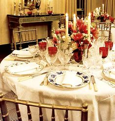 6 Rules for a successful dinner party
