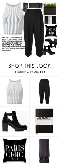 """""""If a person believes in his powers, he will succeed, but the one who is looking for an excuse as a rule, loses"""" by holly-k15 ❤ liked on Polyvore featuring EGREY, Dolce&Gabbana, Zara, Leuchtturm1917 and Pom Pom at Home"""