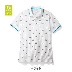 メンズ 総柄プリントポロシャツ【ネット限定カラーあり】