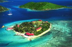 one of my favorite places ive ever been! Marina Cay in the BVI's!!! precious little island(: