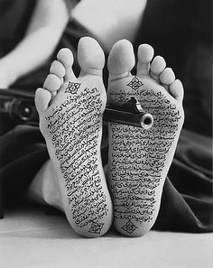 The photography and film of Shirin Neshat is a provocative look at women and gender relations in Iran