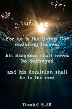 Daniel 6:26