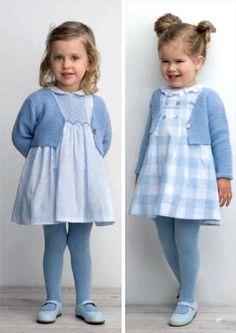 Vestidos para niñas Neck & Neck invierno 2014                              …