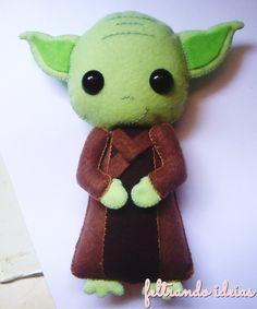 My Yoda Feltrando Ideias on facebook