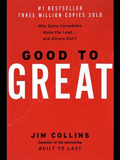 Booktopia has Good to Great: Why Some Companies Make the Leap.and Others Don't by James Collins. Buy a discounted Hardcover of Good to Great: Why Some Companies Make the Leap.and Others Don't online from Australia's leading online bookstore. Reading Lists, Book Lists, Reading Room, Books To Read, My Books, Film Books, Management Books, Business Management, Good To Great