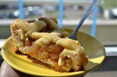 Torta de Maçã Holandesa