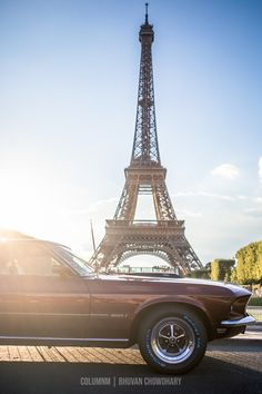 A Tour of Paris in a 1969 Ford Mustang Mach 1 Ford Mustang Shelby Cobra, Mustang Mach 1, Mercury Capri, Mustangs, Cars And Motorcycles, Muscle Cars, Touring, The Good Place, Classic Cars