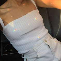 Anastasia — unif: cameron top back in white, black, and...