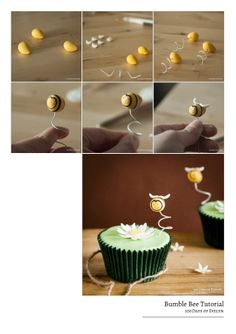 How To: Make Bumble Bees