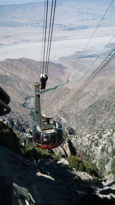 Palm Springs Aerial Tramway - Mount San Jacinto State Park