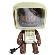 "Little Big Planet 3"" Sackboy Computer Gear"