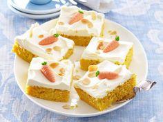 Karottenkuchen - das Rezept zum Nachbacken | LECKER