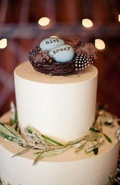 RUSTIC CHOCOLATE WEDDING CAKE - Google Search