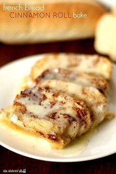 French Bread Cinnamo