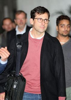 Steve Carell in specs makes me happy.