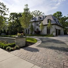 The 192 best Front Gardens, Entrances & Driveways images on ...