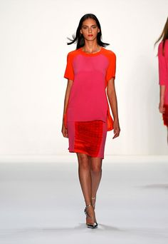 ad6bb936f15fe2 Laurel Show Spring Summer 2014 Mercedes-Benz Fashion Week Day Dresses