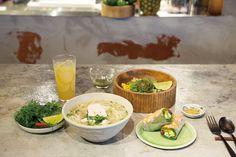 ヘルシーかつおしゃれな女子会におすすめなのが、モダンベトナミーズ〈Ăn Đi〉。厳選ワインとのペアリングで広がるベトナム料理の可能性に注目!