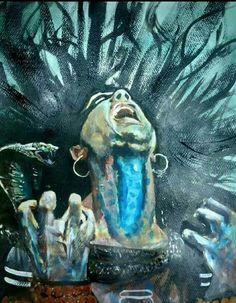 halahal poison the drinking Shiva Nila career -Blue Neck Shiva Shakti, Shiva Parvati Images, Rudra Shiva, Mahakal Shiva, Aghori Shiva, Lord Shiva Hd Wallpaper, Angry Lord Shiva, Lord Shiva Hd Images, Lord Shiva Painting