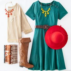 Take a look at the Shop the Look Plus: Fall Festivities event on zulily today!